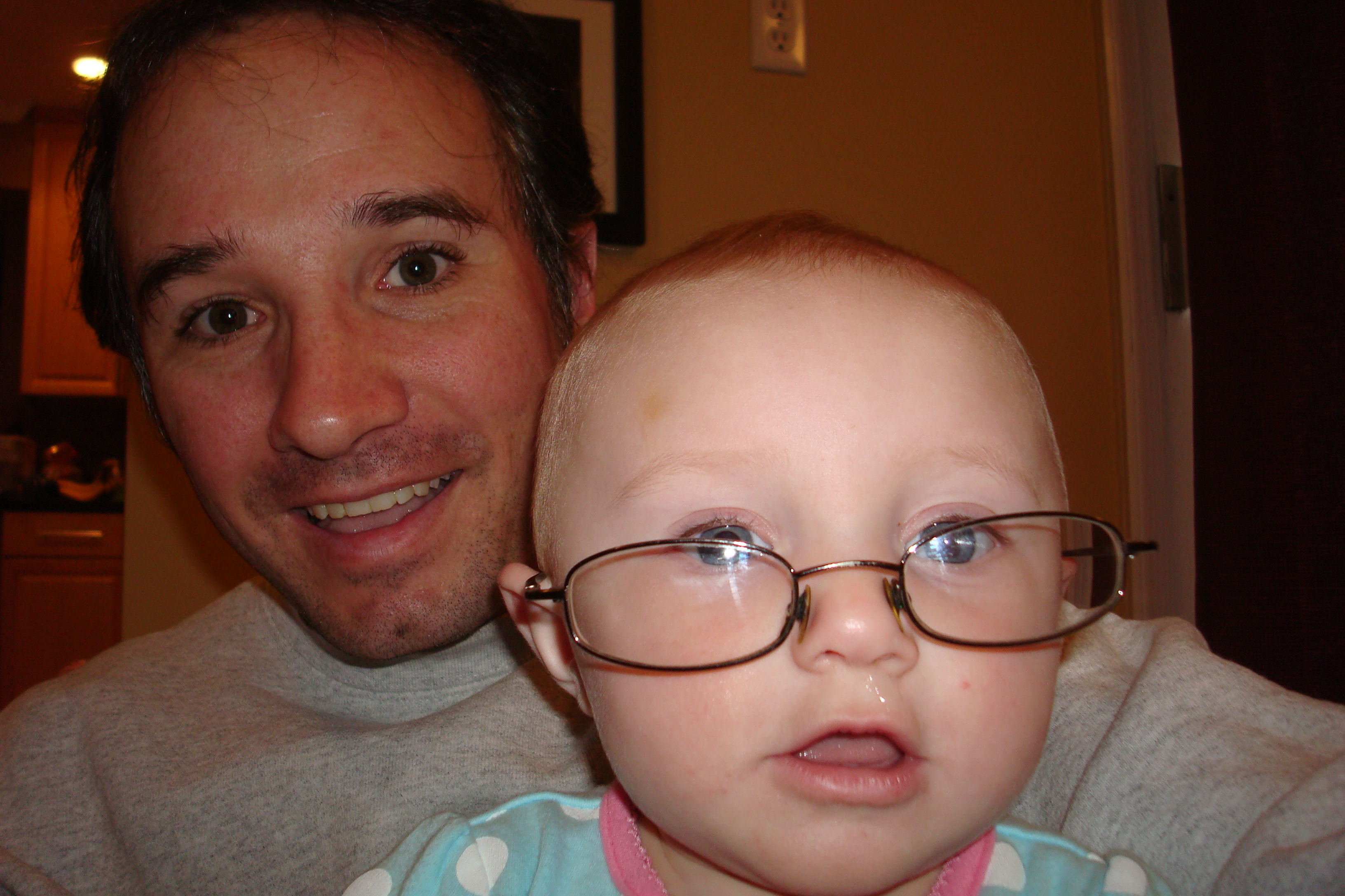 Daddy and The Baby Librarian