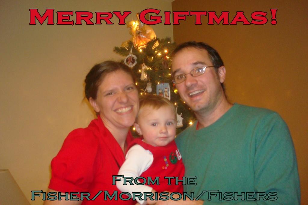 Merry Giftmas!