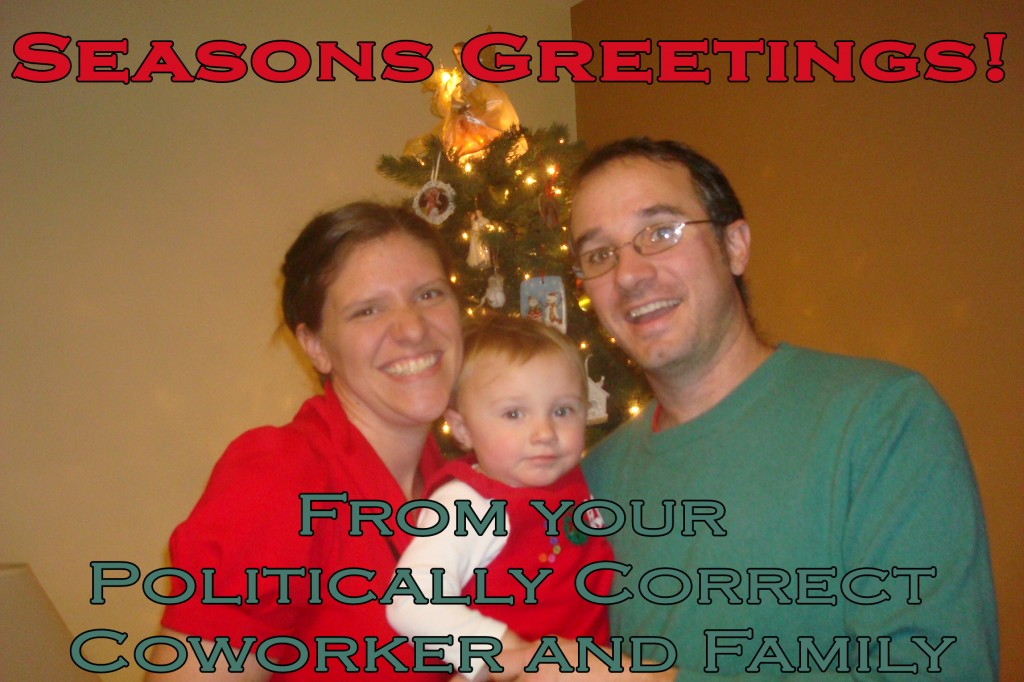 Seasons Greetings!