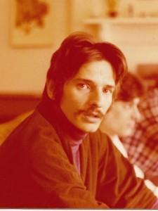 My Dad, circa whenever sepia was popluar
